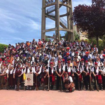 Trobada Nacional de Trabucaires de Catalunya a Taradell