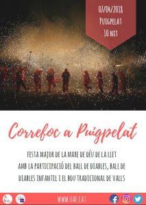 Correfoc a Puigpelat @ Cataluña | España