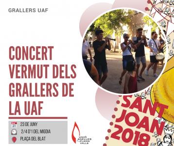 Concert vermut amb els gallers de l'entitat @ Valls | Catalunya | Espanya
