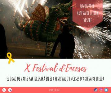 El Drac de Valls @ Artesa de Lleida | Artesa de Lleida | Catalunya | Espanya