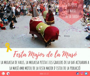 Mulassa i Mulassa petita @ La Masó | Catalunya | Espanya