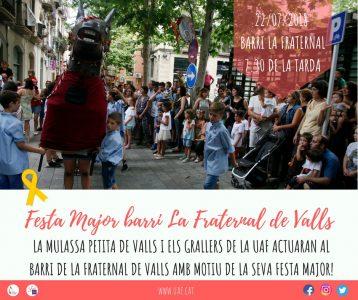 Mulassa petita @ Barri La Fraternal | Valls | Catalunya | Espanya