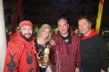 El ball de Diables de Valls i el Bou Tradicional guanyen el VIII Concurs d'Enceses Ciutat de Tortosa