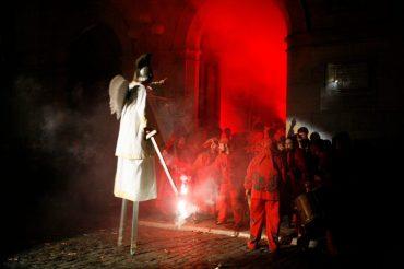 El ball parlat dels Diables de Valls estrena nou format per la Fira de Santa Úrsula