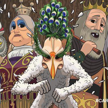 Arriba el Carnaval a la Unió Anelles de la Flama