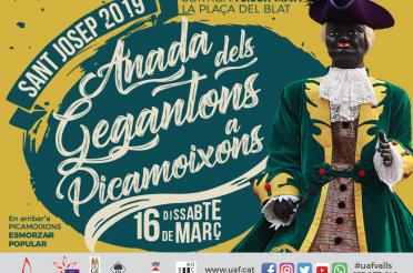 El Lladrefaves renovarà el compromis de visitar Picamoixons per Sant Josep