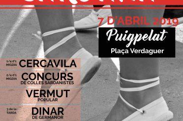 Arriba el i Concurs de Colles Sardanistes vila de Puigpelat
