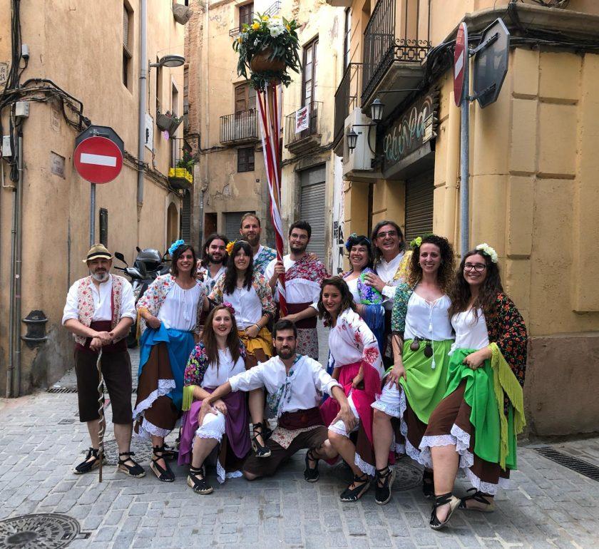 El Balls de Gitanes de Valls