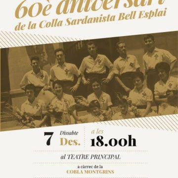 Concert i exposició d'homenatge al 60è aniversari de la colla sardanista Bell Esplai
