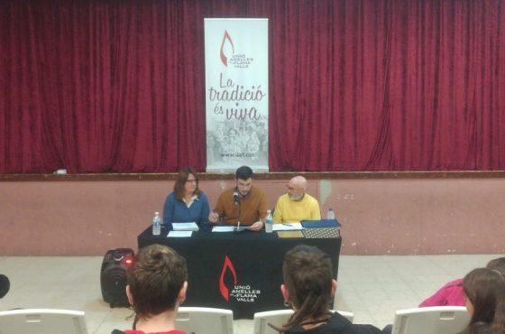 Els socis de la Unió Anelles de la Flama aproven iniciar el tràmit per demanar el reconeixement d'Entitat d'Interès Cultural a la Generalitat de Catalunya.