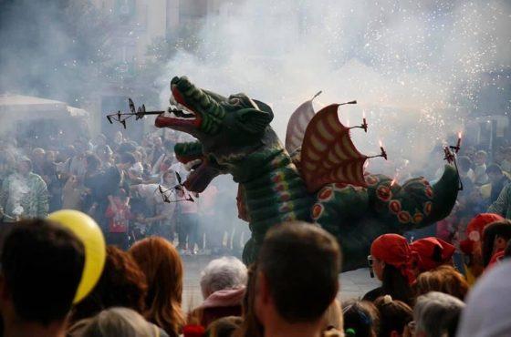 Sant Jordi 2021 – La despertada dels dracs